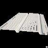 Вентилируемый софит NS   (1,1*254*3050)  - White белый, шт.