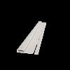Финишная рейка  NS,  3050мм  Whiite  (белый), шт.