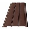 Соффит NS   (1,1*254*3050)  - темно-коричневый, шт.