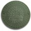 Заглушка полимерно - композитная  315/60 мм (зеленый), шт.